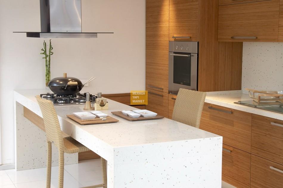 Barents Çimstone Mutfak Tezgahı