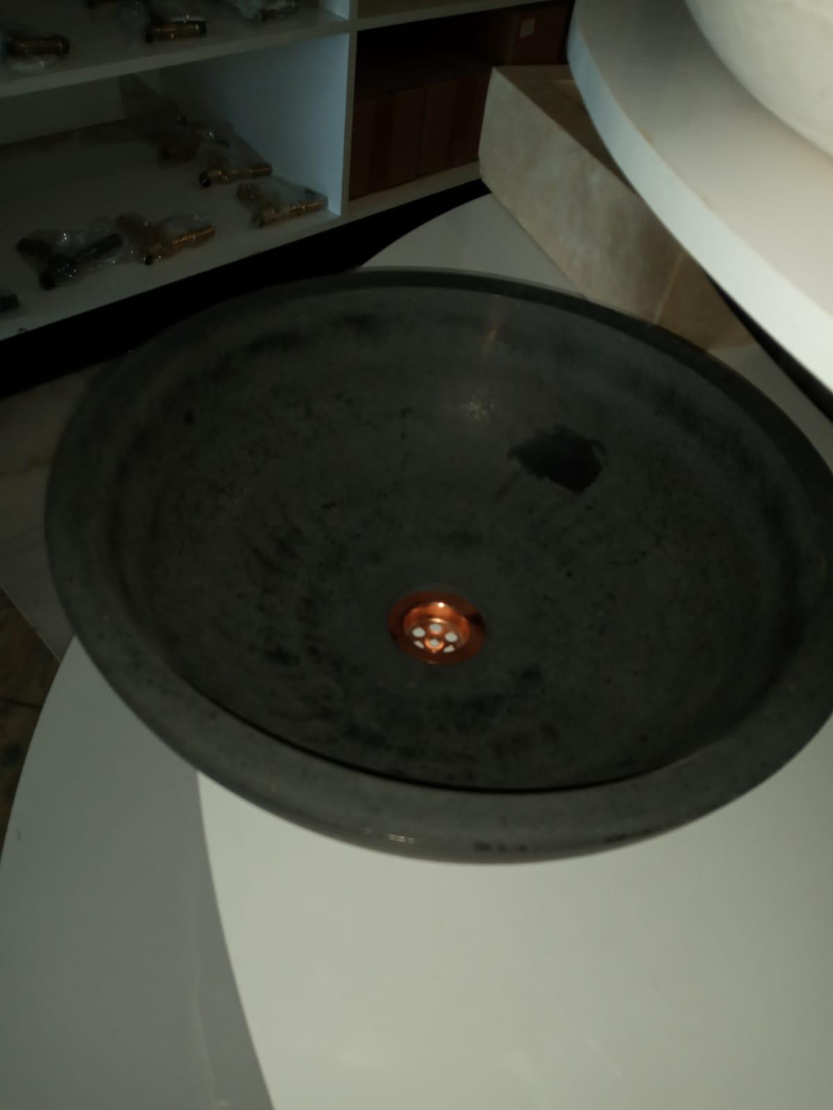 Bazalt Çanak Lavabo-2.Sınıf