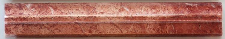 Kırmızı Traverten Profil - OGEE 1
