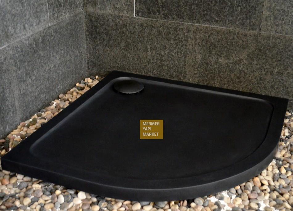 Bazalt Duş Teknesi - Oval