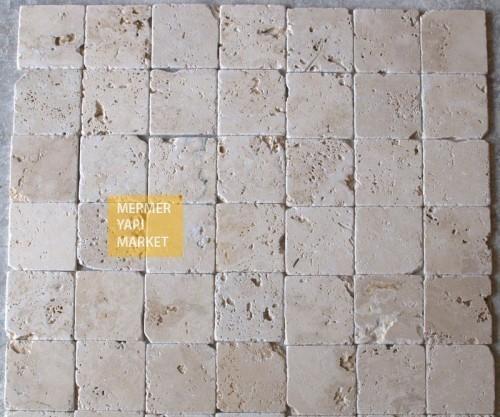 Klasik Eskitme Mozaik - Traverten