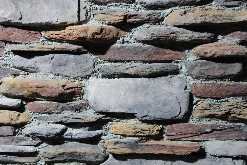 Yığma Taş Serisi Köy Duvarı