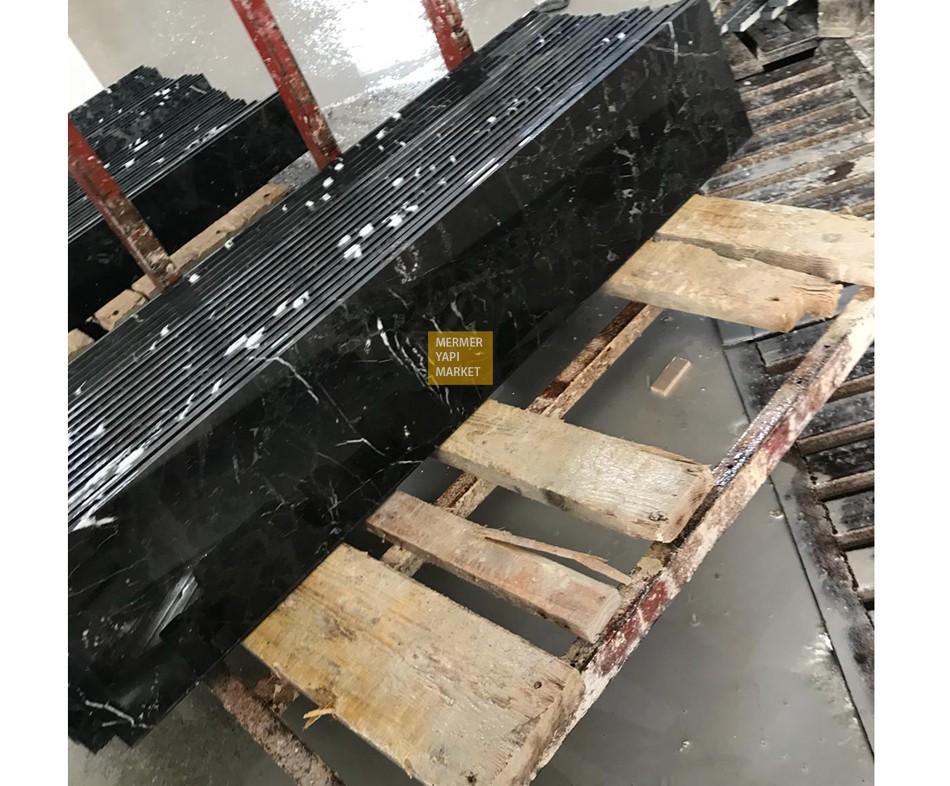 Toros Mermer Siyah Mermer Denizlik - 3lük