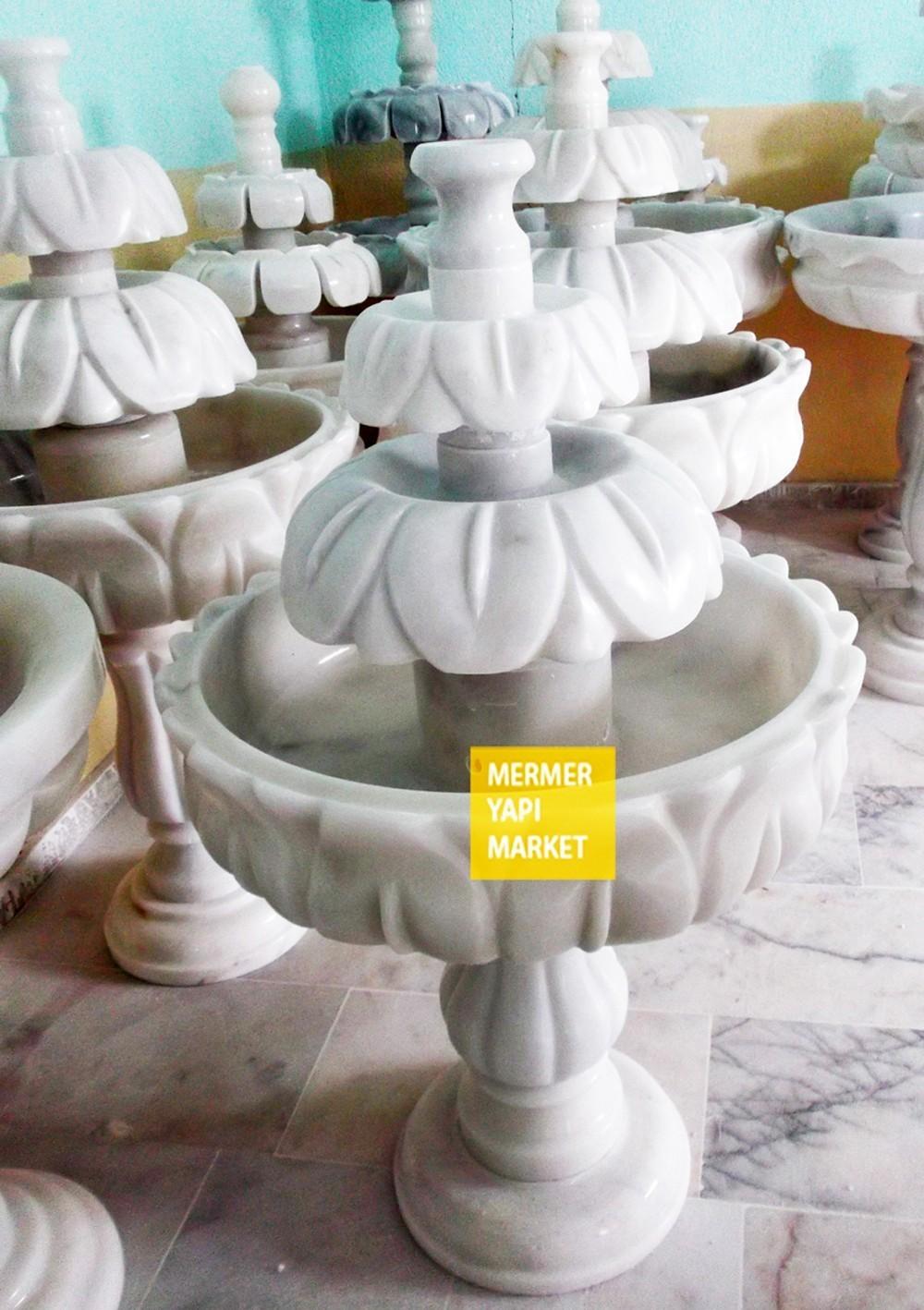 Mermer Salon Fıskiyesi