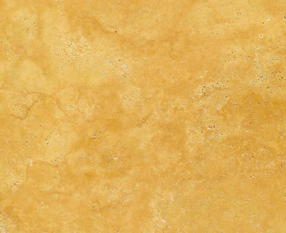 Sarı Traverten Dolgusuz Honlu