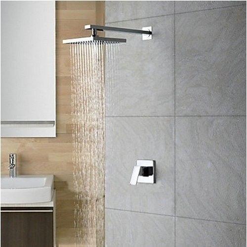 Krom Banyo Duş Takımı
