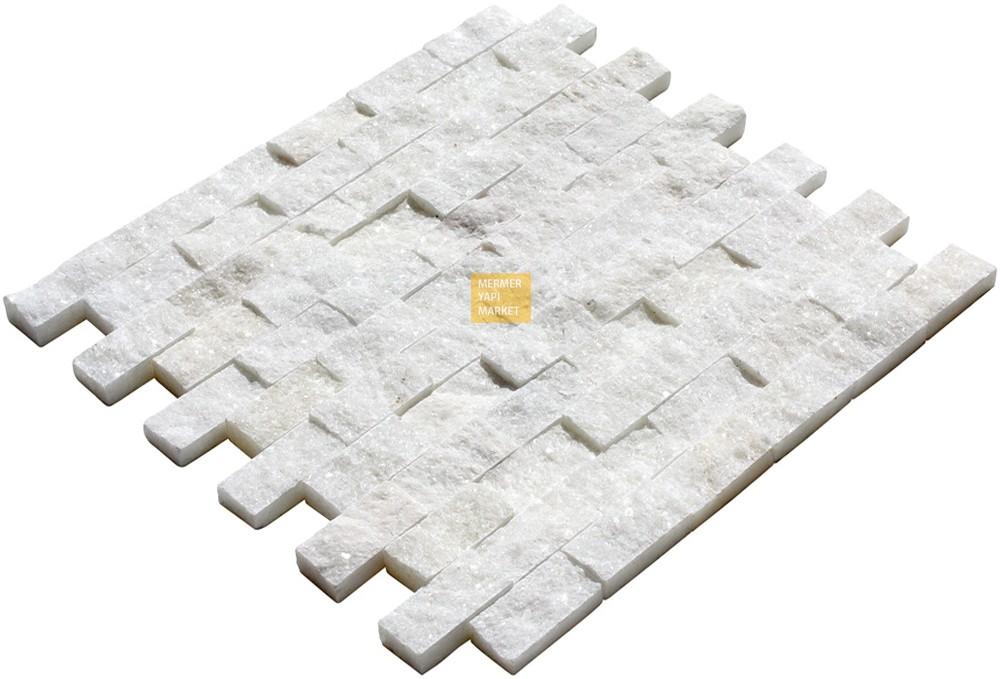 Muğla Beyaz Patlatma Mozaik