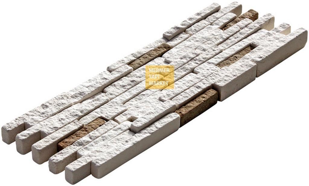 Eskitme Limestone Noche Mix
