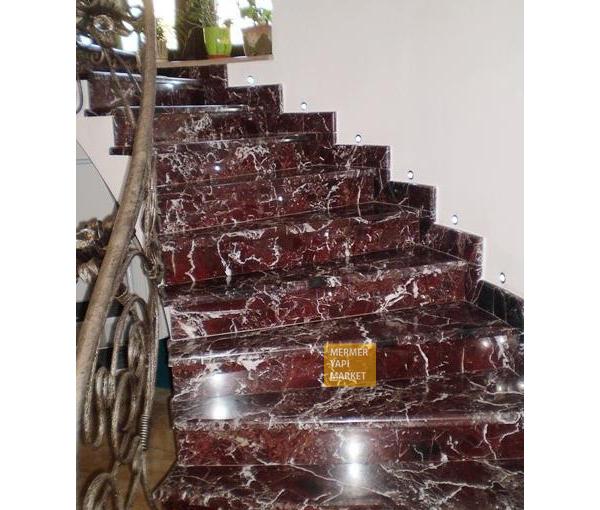 Elazığ Vişne Merdiven Basamak Rıht Dahil - Cilalı