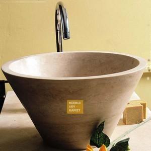 traverten-canak-lavabo